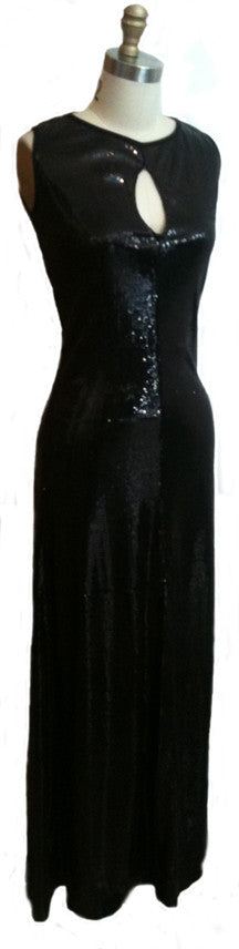 "RHODA  GOWN ""Sequin"" - Sz 6 ONLY - Final Sale"
