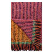 Designers Guild Katan Fuchsia Throw