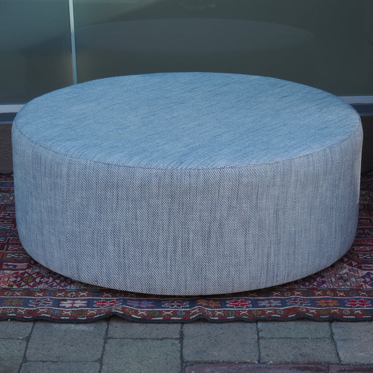 Forma Furniture Large Round Ottoman