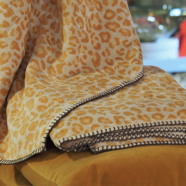Luxe Leopard Towels