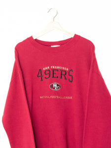 Vintage San Francisco 49ers sweater size: L