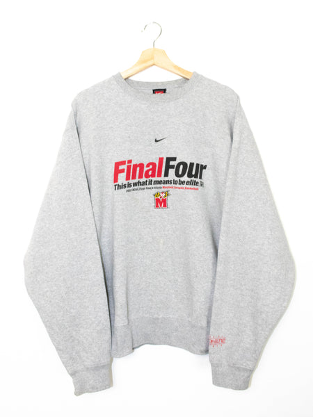 Vintage Nike NCAA Final Four Sweater size: L