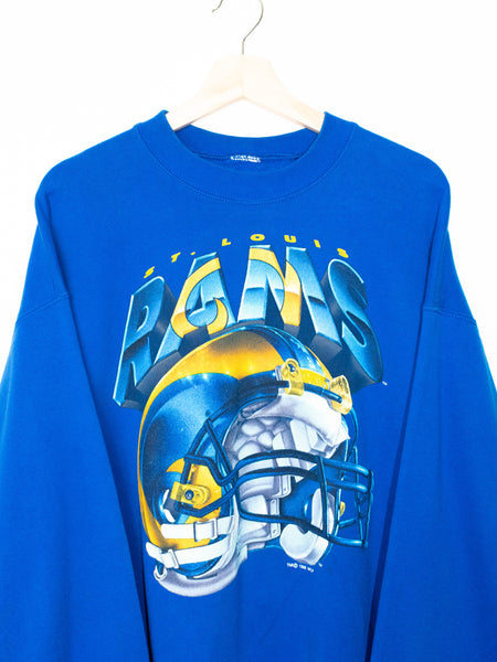 Vintage Los Angeles Rams sweater 1995' size: L