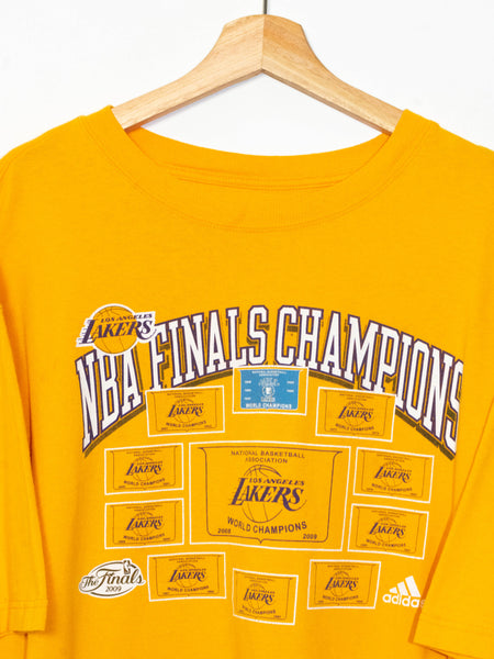 Vintage Los Angeles Lakers Championship T-Shirt size: XXL