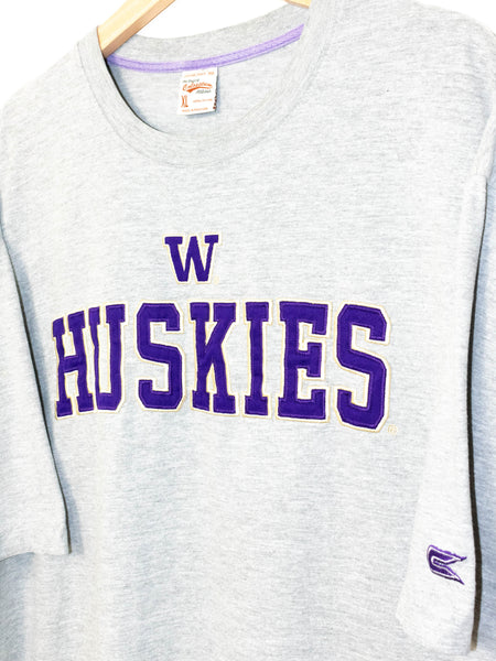 Vintage Washington Huskies T-shirt size: XL