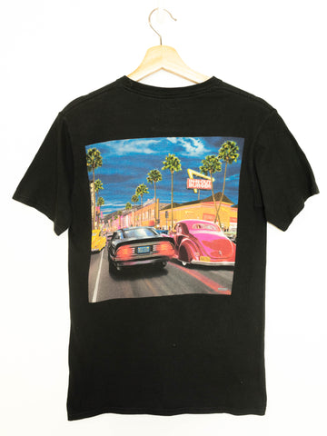 Vintage In N Out Burger T-shirt size: S