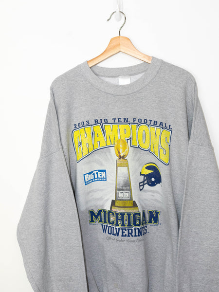 Vintage Michigan Wolverines sweater size: XXL