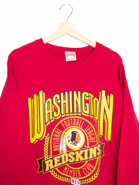 Vintage Redskin Washington sweater size: XL