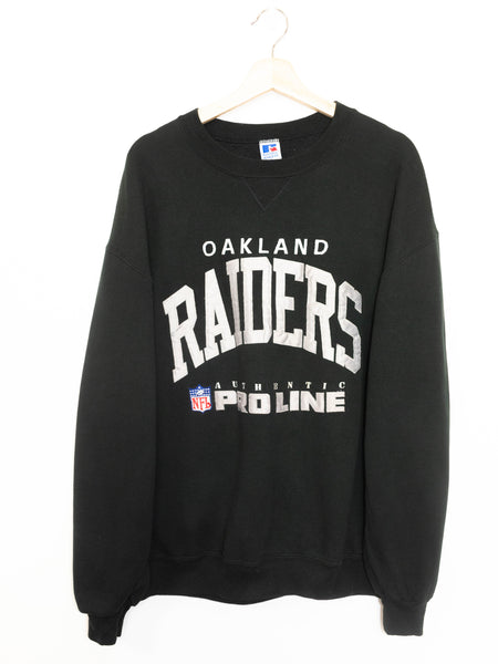 Vintage Oakland Raiders sweater size: XL