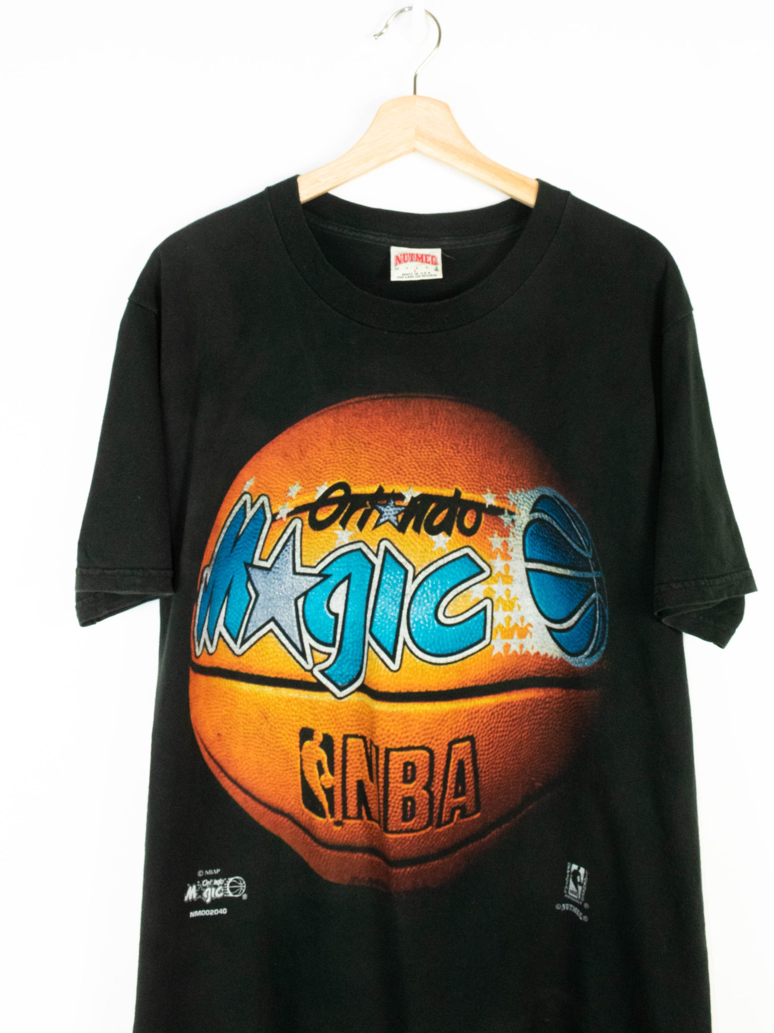 Vintage Orlando Magic NBA T-shirt size: M