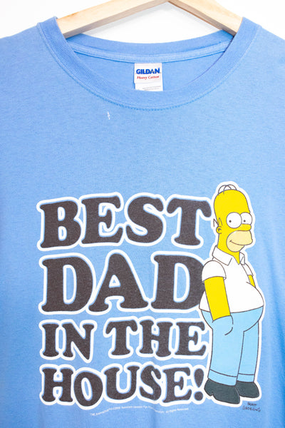 Vintage The Simpsons T-Shirt Size: L