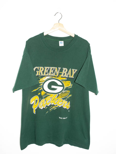 Vintage Green bay Packers 1994' T-shirt Size: L-XL