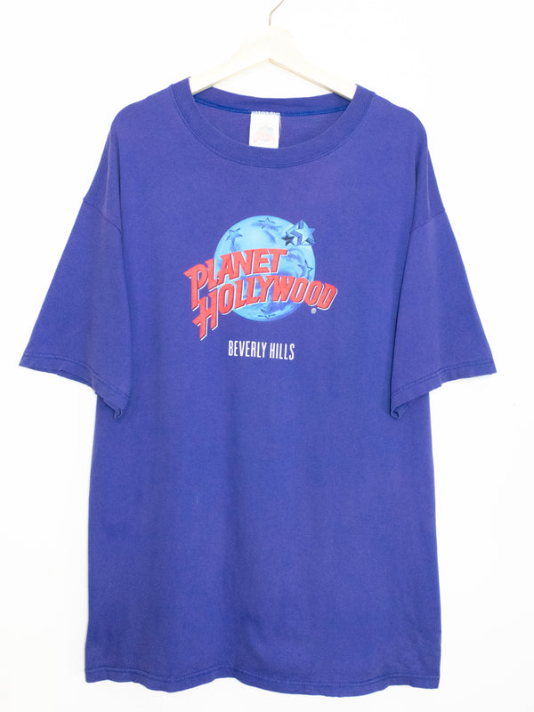 Vintage Planet Hollywood T-shirt made in USA size: XL