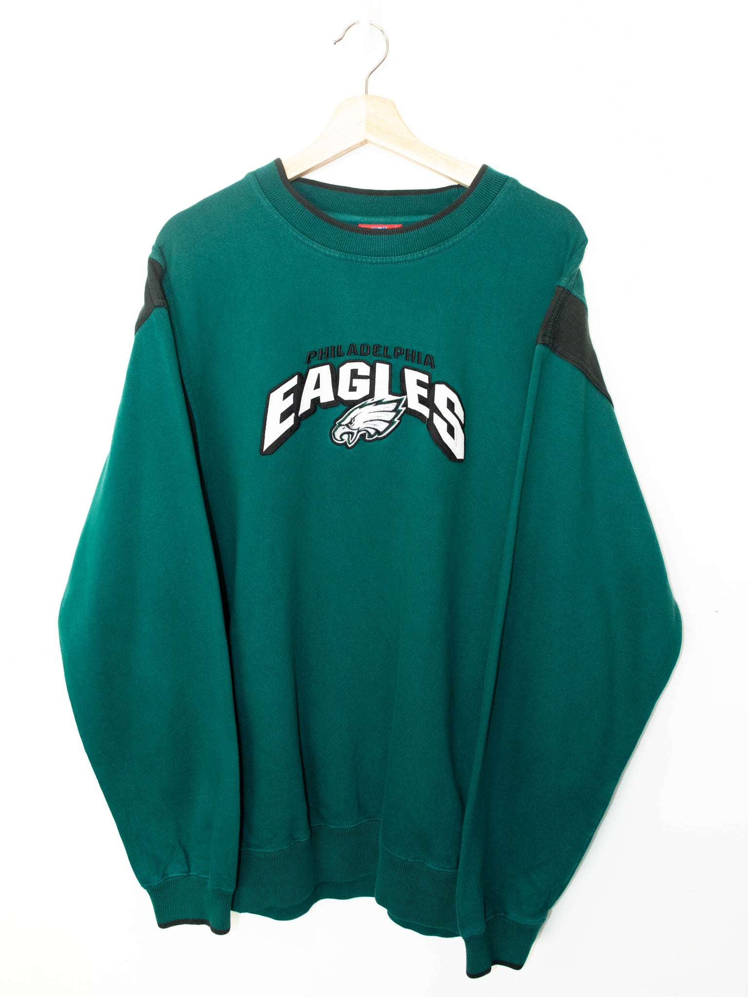 Vintage Philadelphia Eagles sweater size: L