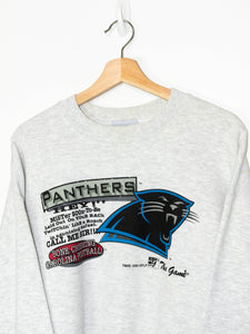 Vintage Panthers sweater 1995' size: L