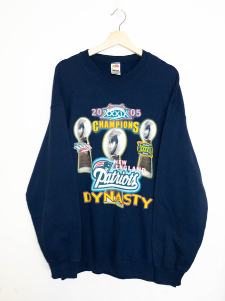 Vintage Superbowl Champions sweater size: XL