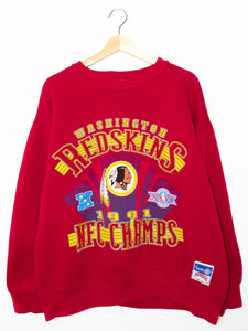 Vintage Redskins sweater size: L