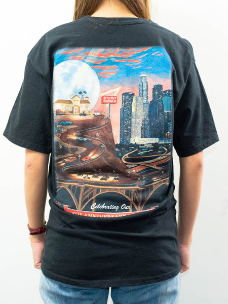 Vintage In n Out T-Shirt Size: S