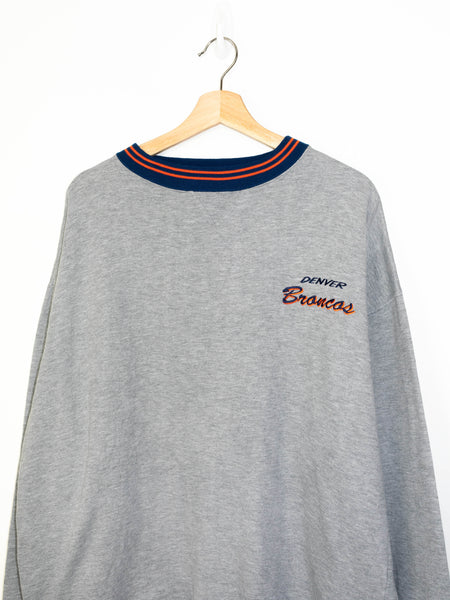 Vintage Denver Broncos sweater size: XL