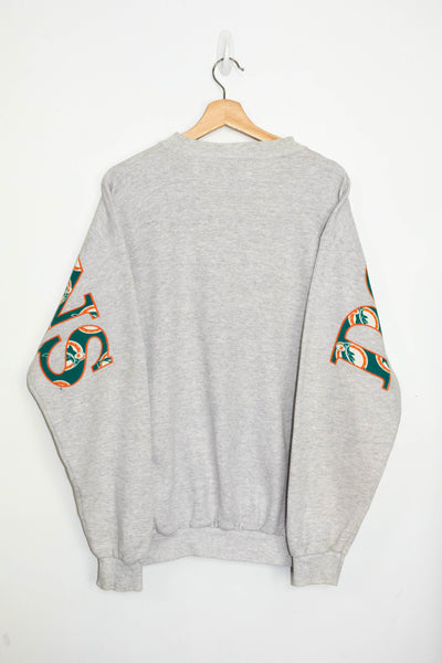 Vintage Miami Dolphins sweater size: M