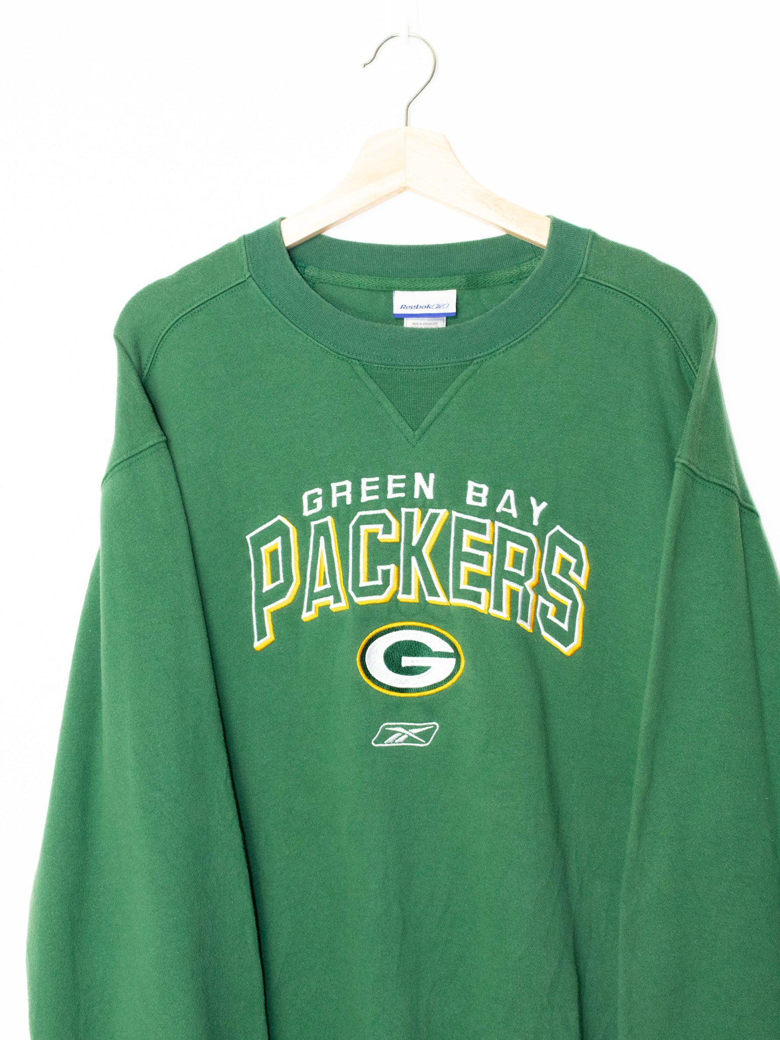 Vintage Green Bay Packers sweater size: L