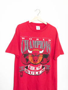 Vintage Chicago Bulls T-shirt made in USA size: M