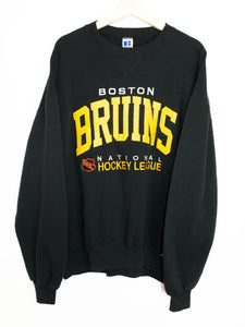 Vintage Bruins Hockey League sweater size: XL