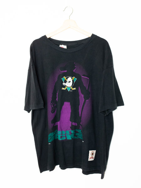 Vintage Mighty Ducks T-shirt size: XL