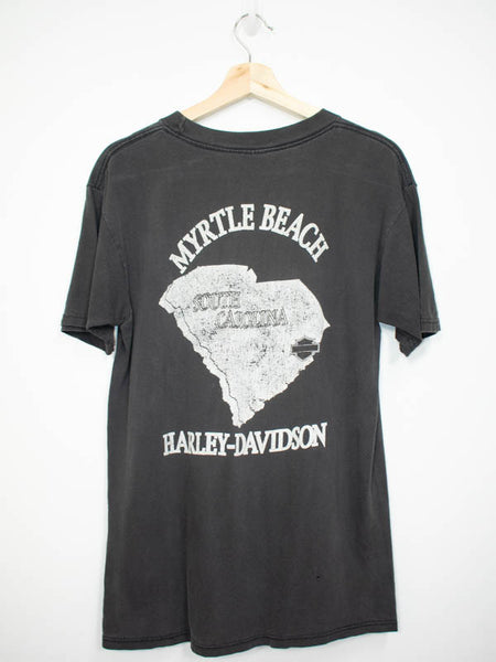 Harley Davidson T-Shirt Size: M Made in USA