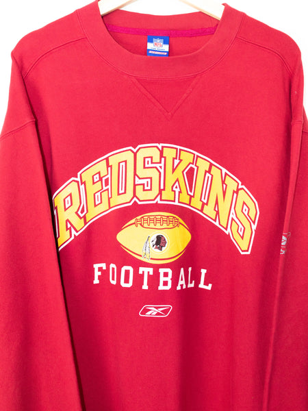 Vintage Redskins Football sweater size: L