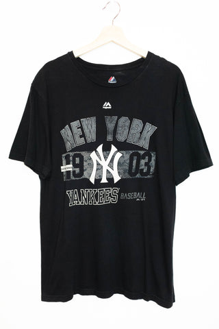 Vintage New York NY Yankees T-Shirt Size: L