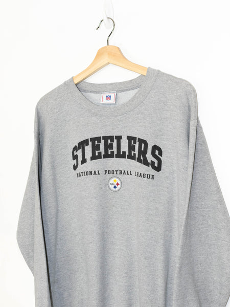Vintage Steelers sweater size: M