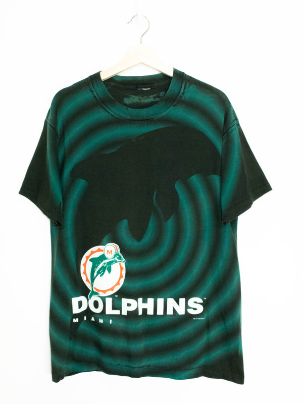 Vintage Miami Dolphins T-shirt size:M