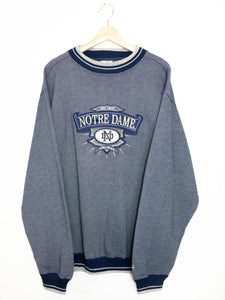 Vintage Nothe Dame sweater size: XL