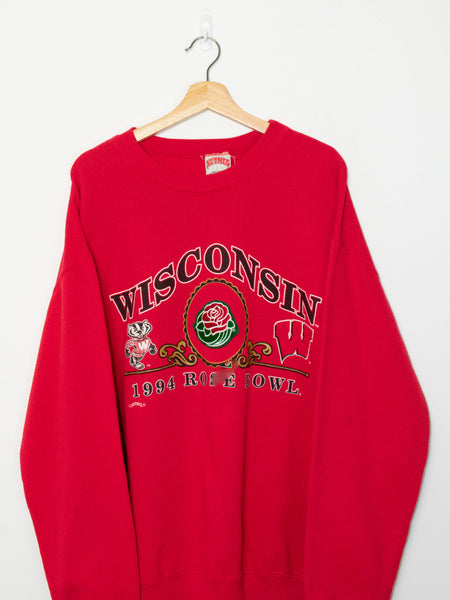 Vintage 1994 Wisconsin Badgers Sweater size: L