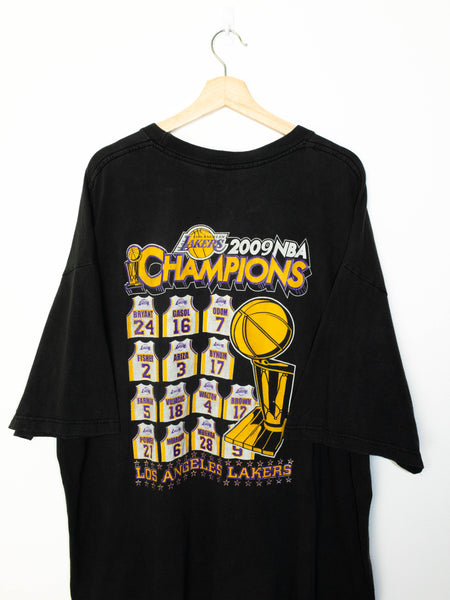 Vintage LA Lakers T-shirt size: 3XL