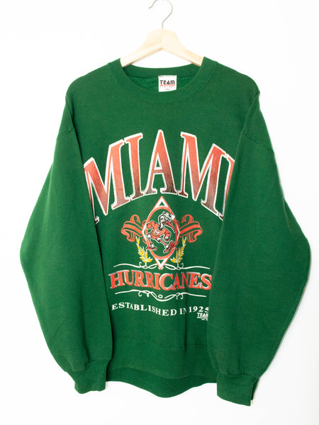 Vintage Miami Hurricanes sweater size: L