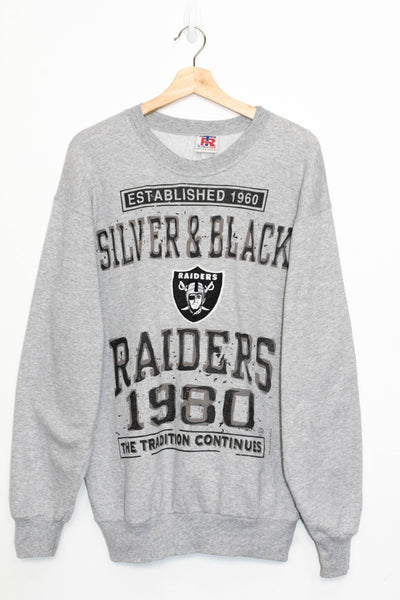 Vintage Raiders sweater size: L