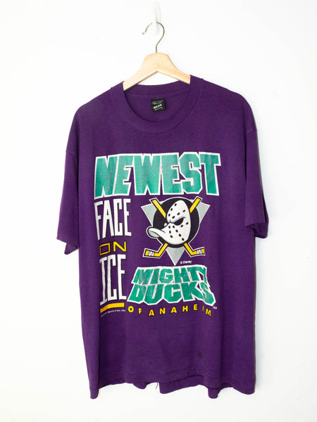 Vintage Mighty Ducks T-shirt 1993 size: XL