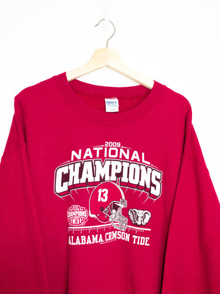 Vintage 2009 National champion sweater size: L