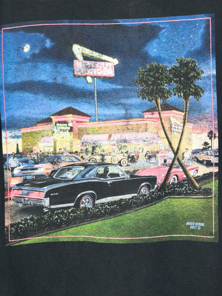 Vintage In n Out  Burger T-shirt size: L