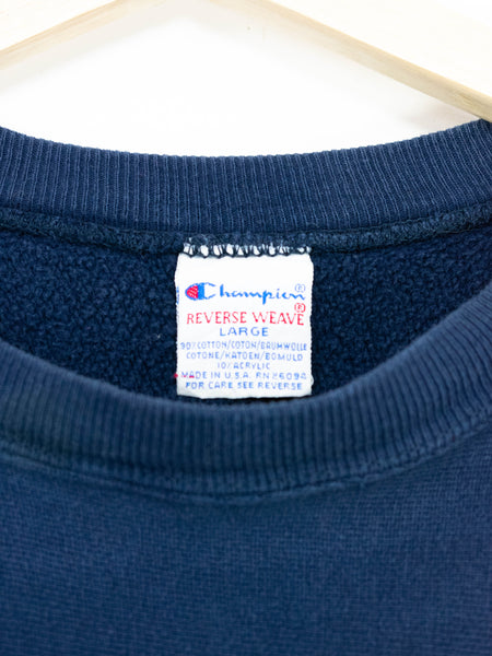 Vintage Champion Sweater Size L