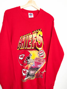 Vintage Kansas city chiefs sweater size: S