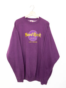 Vintage Hard Rock Hotel Las Vegas sweater size: XL