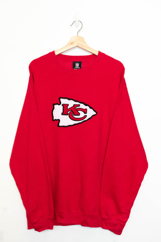 Vintage Kansas City Chiefs sweater size: XL