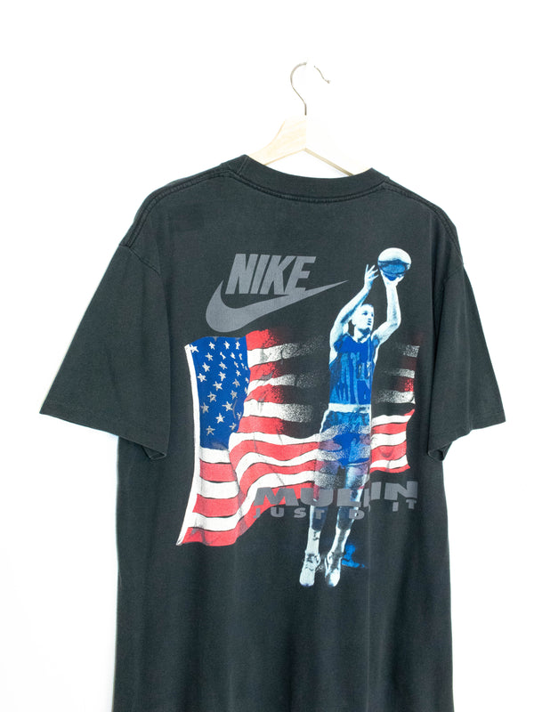 Vintage Nike90 Mullin T-shirt made in USA size:XL
