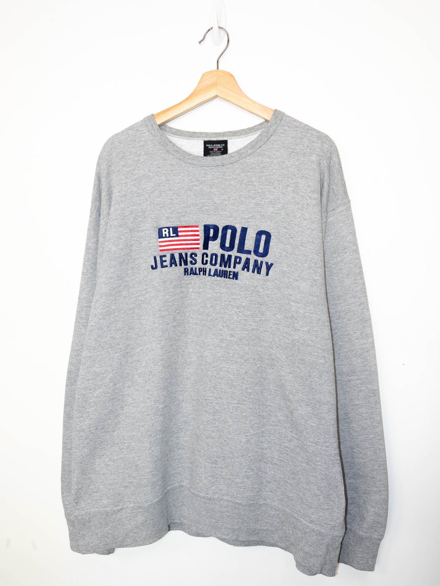 Vintage Polo Ralph Lauren sweater size: M