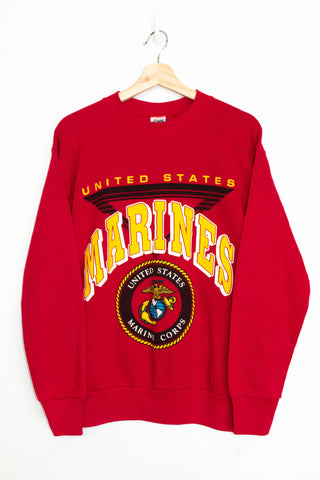 Vintage United State Marines Sweater Size: S