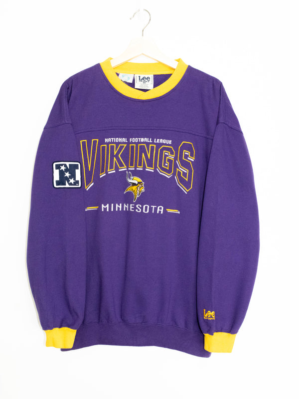Vintage Vikings National Football League sweater size:XL