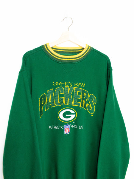 Vintage Green bay Packers sweater size:XL